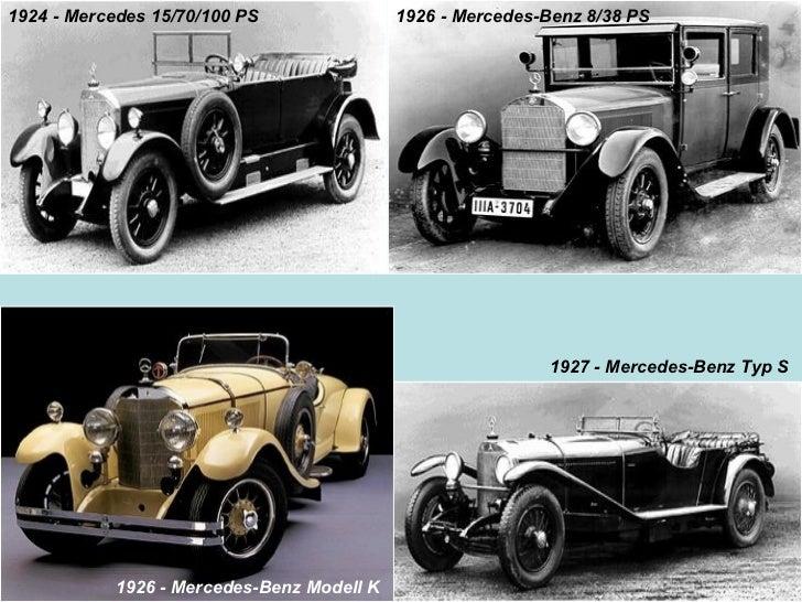 History Of Mercedes Benz Slide 8