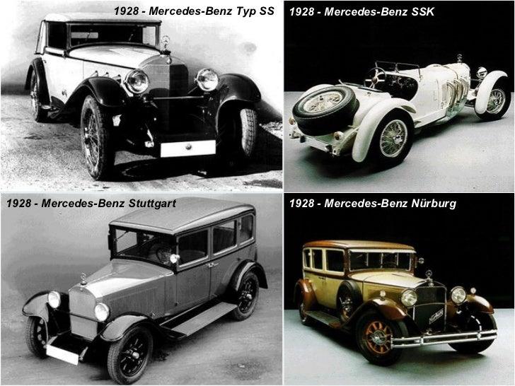 History Of Mercedes Benz Slide 9