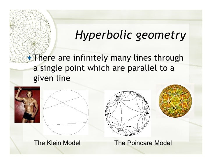non euclidean geometry 1 chapter 3 non-euclidean geometries in the previous chapter we began by adding euclid's fifth postulate to his five common notions and first four postulates.