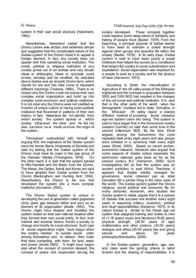 History of-oromo-social-organization-gadaa-grades-based-roles Slide 3