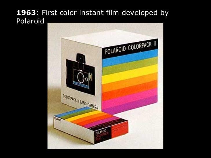 History Of Photography Presentation