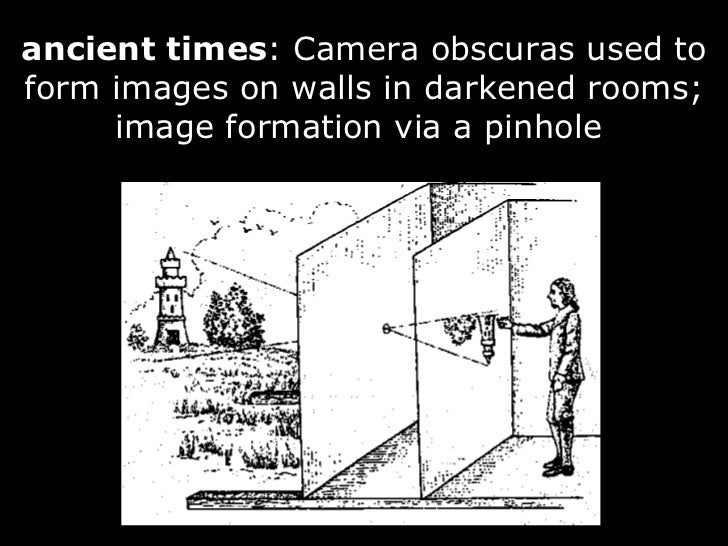 History Of Photography 2 Ancient