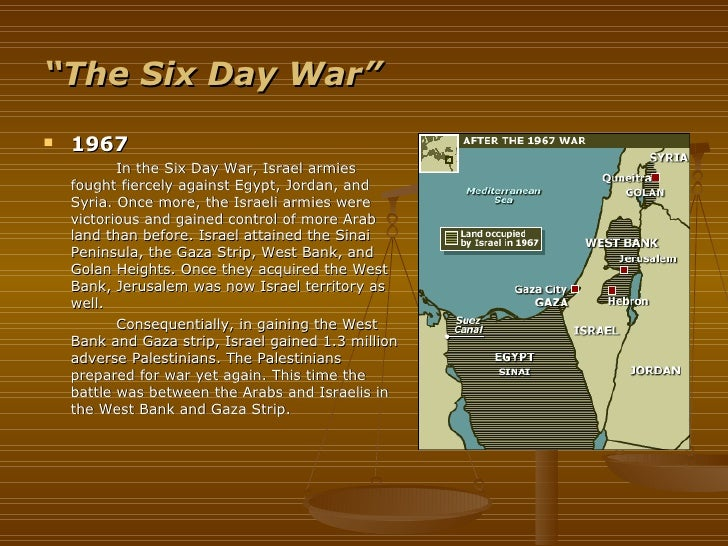 14 The Six Day War