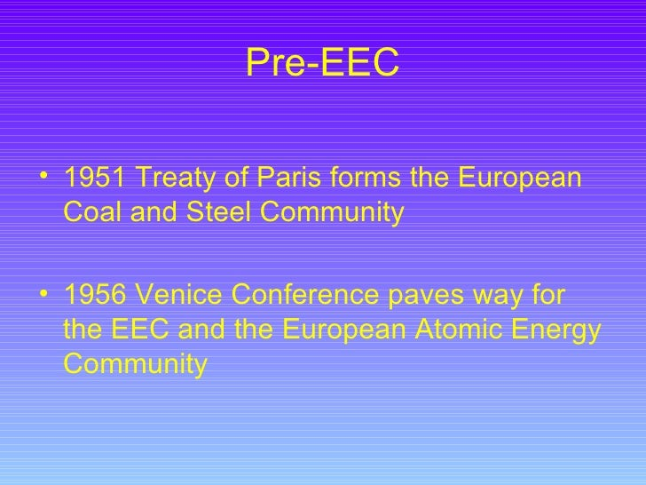 an introduction to the history of the european union As of 1950, the european coal and steel community begins to unite european  countries economically and politically in order to secure lasting peace the six.