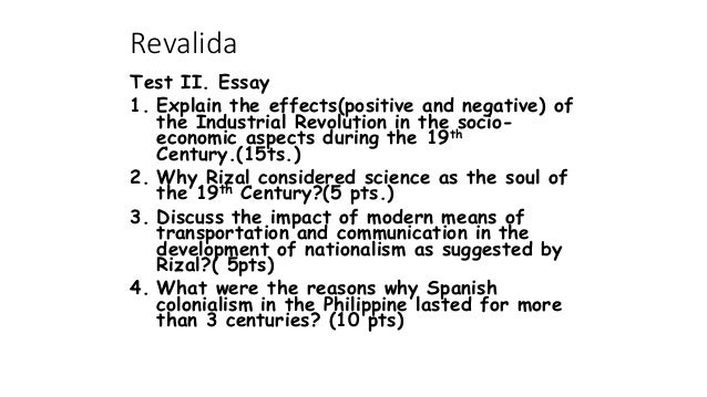 Positive and negative effects of the Industrial Revolution Essay Sample