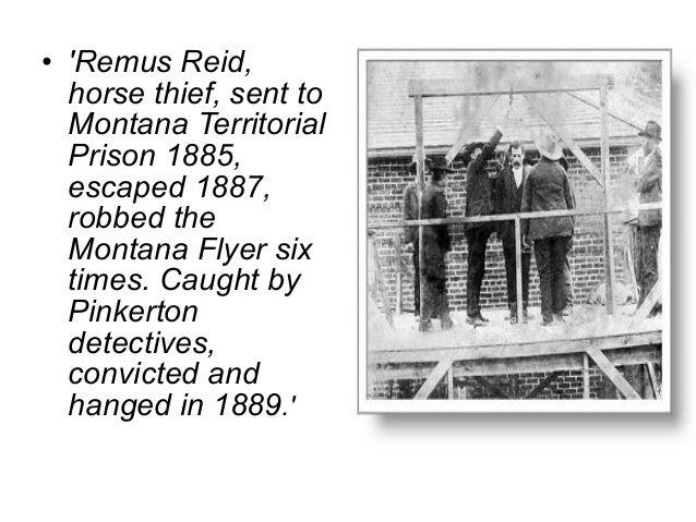 Image result for pic of remus reid horse thief