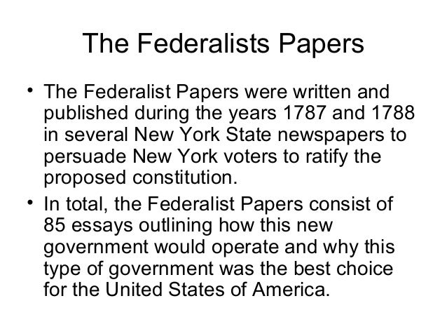 writer of federalist papers In addition to publius, several writers published serial essays in the  alexander  hamilton, author of the majority of the federalist papers.