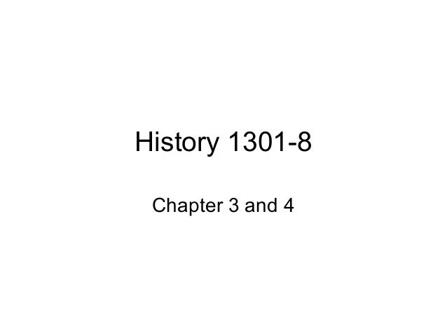 history 1301 chapter 5