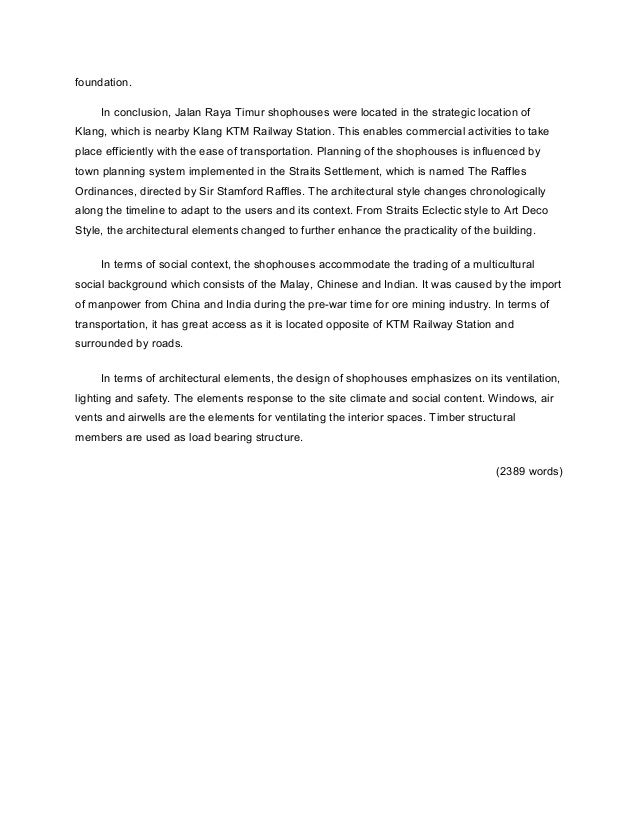 Case Study: Penang Mutiara