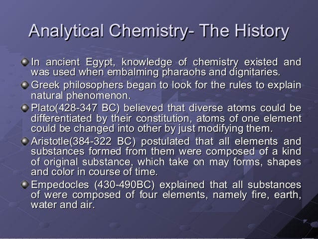 history of chemistry Search the history of over 336 billion web pages on the internet  history of chemistry item preview remove-circle share or embed this item.