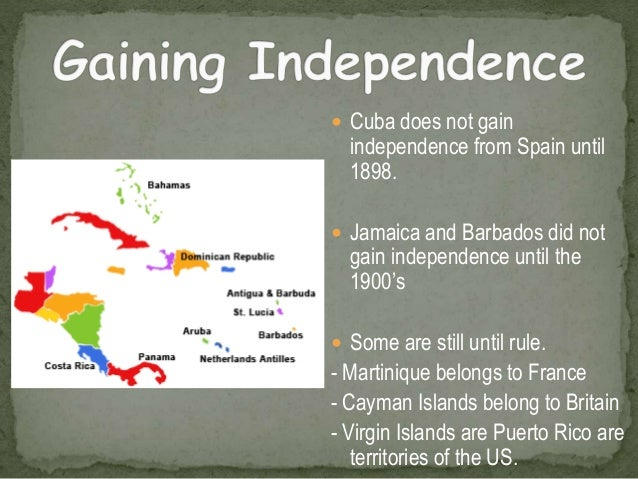 When Did Cayman Islands Gain Independence