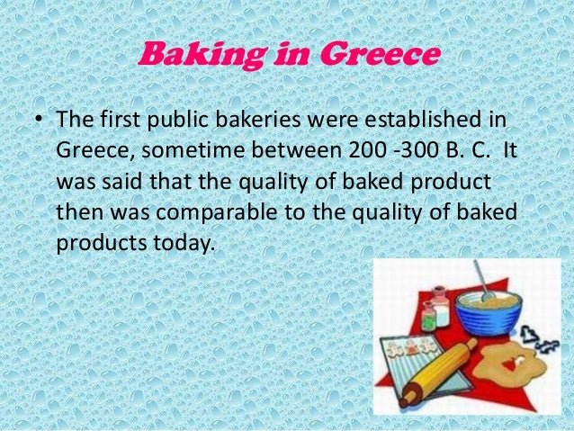 how was baking introduced in the philippines