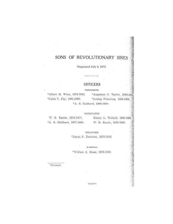 History cassar+officers1875 1913-thomas a perkins