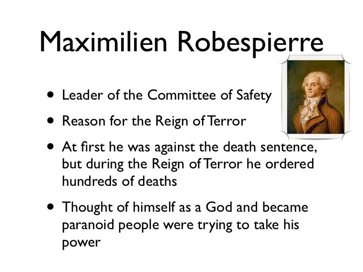 maximilien robespierre, the incorruptible leader essay Maximilien francois marie isidore de robespierre was a french lawyer and political leader, who later became one of the leading figures of the french revolution 4.