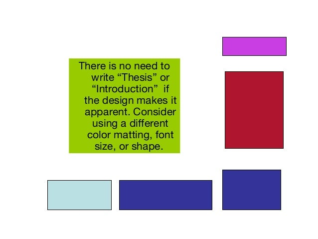can there be two sentences in a thesis Thesis statements & introductory paragraphs: if you can't demonstrate how the sentences relate back to the thesis i agree with samuelson that there are.