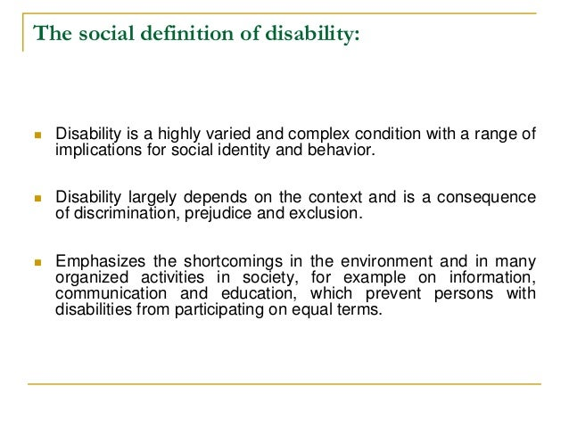 implications of physical disability Property im failure complai complai building to remov this informat if you have an plications of t to com nts may be nt is substan is involved e the sourc.