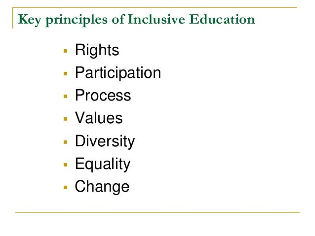 Inclusion In The Classroom: Has It Gone Too Far?