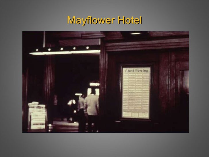Hotel Mayflower New York