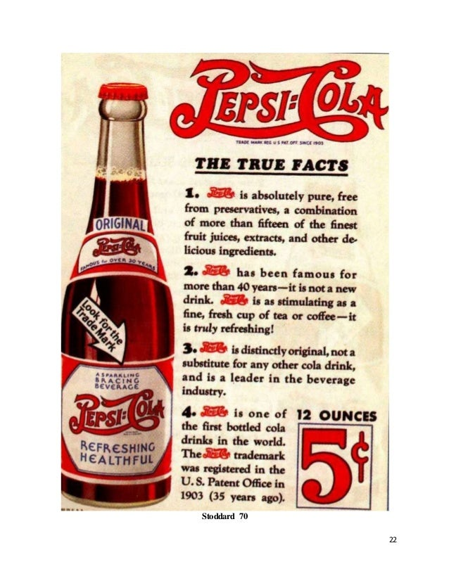 History of Pepsi Advertising