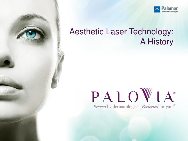 Aesthetic Laser Technology:                   A History