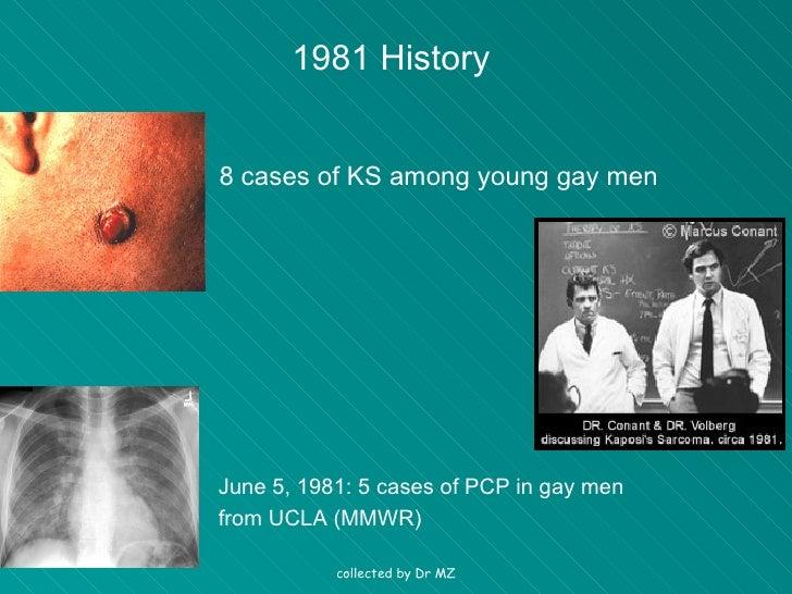 history of HIV Slide 3