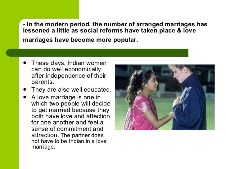 'I want to explain arranged marriage to people in the West'