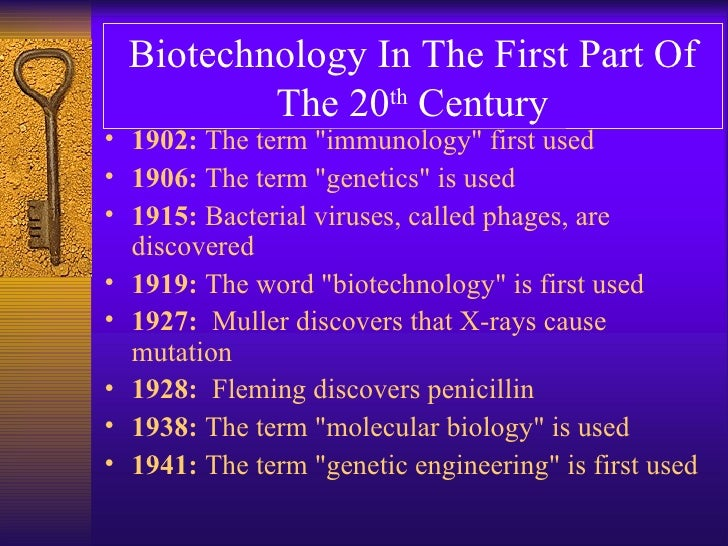 a history of genetic engineering in biotechnology Genetic engineering, also called genetic modification or genetic manipulation, is the direct manipulation of an organism's genes using biotechnology it is a set of technologies used to change the genetic makeup of cells, including the transfer of genes within and across species boundaries to produce improved or novel organisms.