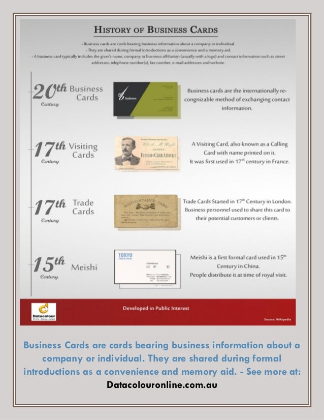 Business Cards History Etiquette Choice Image - Card Design And Card ...
