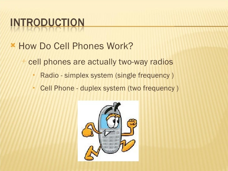 History Of Cell Phone
