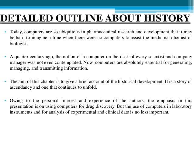 history of pharmaceutical chemistry