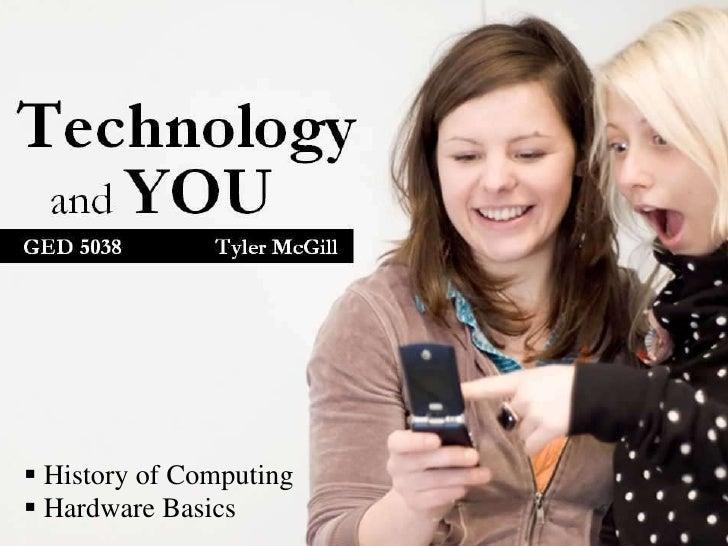 <ul><li> History of Computing