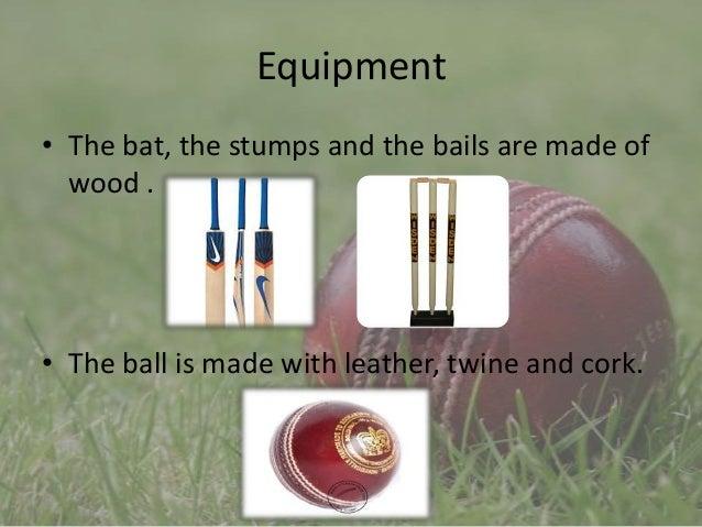 Cork Ball Cricket Bat: History Of Cricket By 9-c