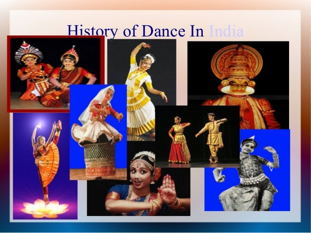 History of Dance in India Part 1