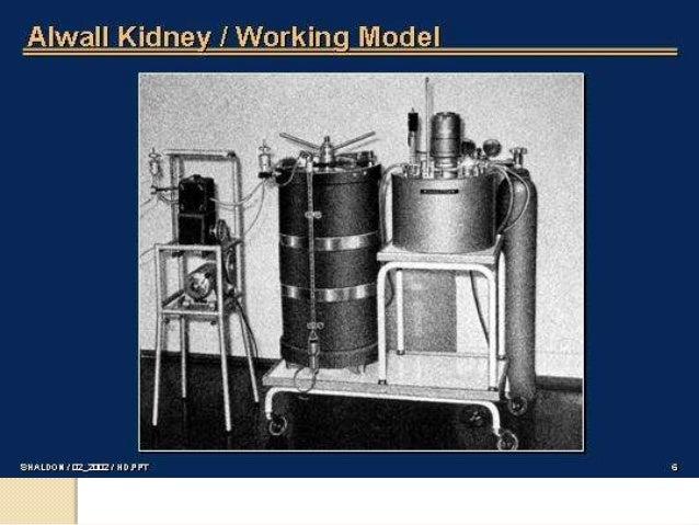 Artificial kidney