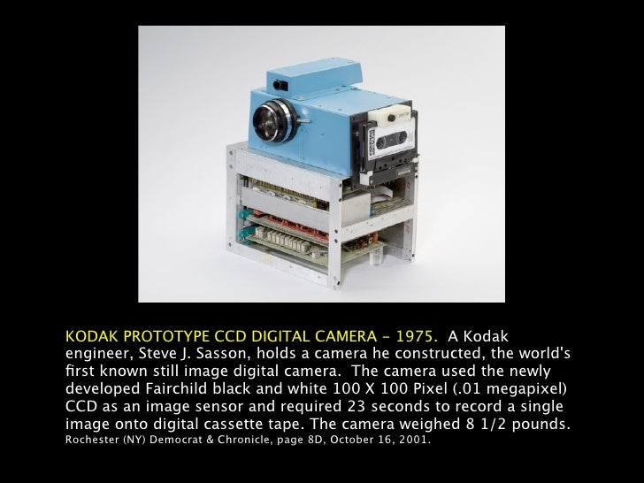 an introduction to the history of digital cameras Technical white paper sloa190b – january 2014 revised may 2014 time-of-flight camera – an introduction larry li sensing solutions  1 introduction  3d time-of-flight (tof) technology is revolutionizing.