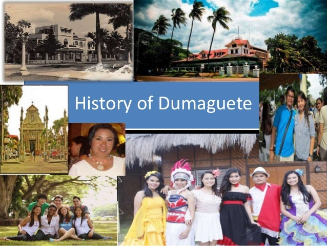 History of Dumaguete
