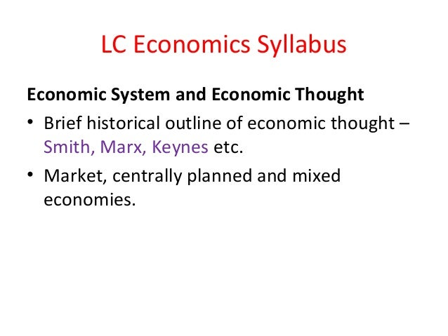 history of economic thought Explore the latest articles, projects, and questions and answers in history of economic thought, and find history of economic thought experts.