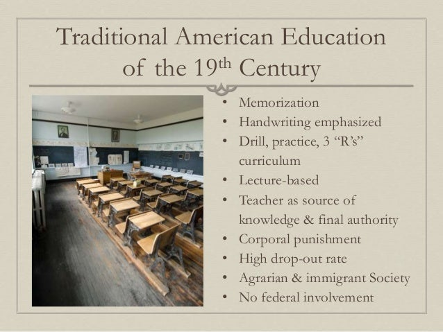 history of american education The history of public the puritans were the first in this country to point out the need for some kind of public education after the american.