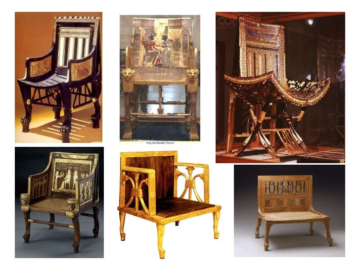 Stoolsbr Stools Were The Most Common Items Of Furniture In Egyptian Homesbr It Was Egyptians Who Invented Folding Stool