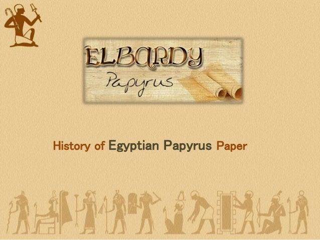 egyptian papyrus paper - photo #41