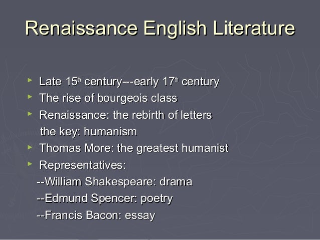 How To Write An Essay About My Life  Langlandwilliam Langland  Renaissance English Literaturerenaissance   Comparison Essay Example Introduction also Of Plymouth Plantation Essay History Of English Literature Sajid God Exists Essay