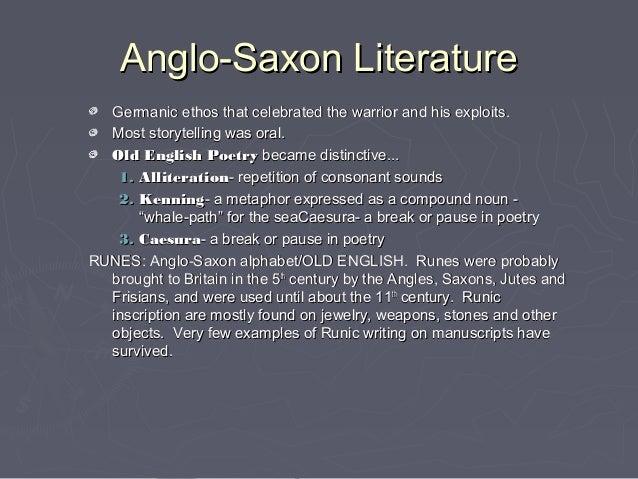 history of british literature pdf