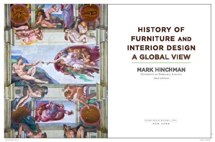 History Of Furniture Design