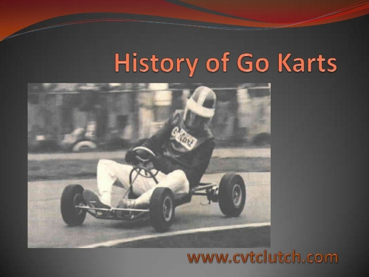 In the old times, karts were one onone drive only, but the hassle of thatsetup shortly resulted in the creationof a centri...