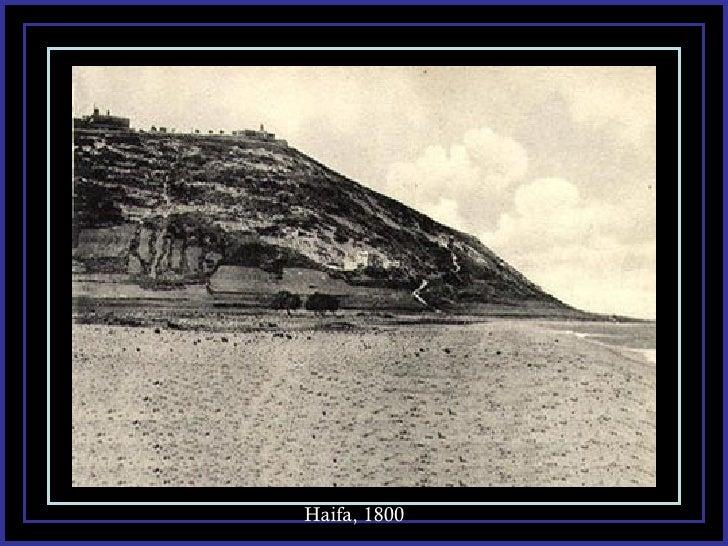 Haifa, 1800