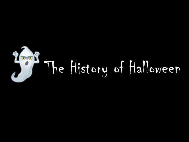 The History of Halloween<br />
