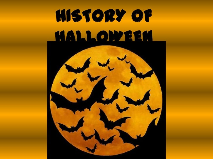 the history of halloween Discover the real origin of halloween and find out how our ancestors' beliefs are echoed in the way we celebrate today.