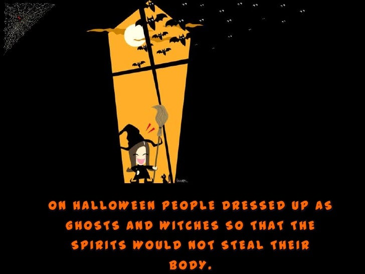 Simple History of Halloween fo