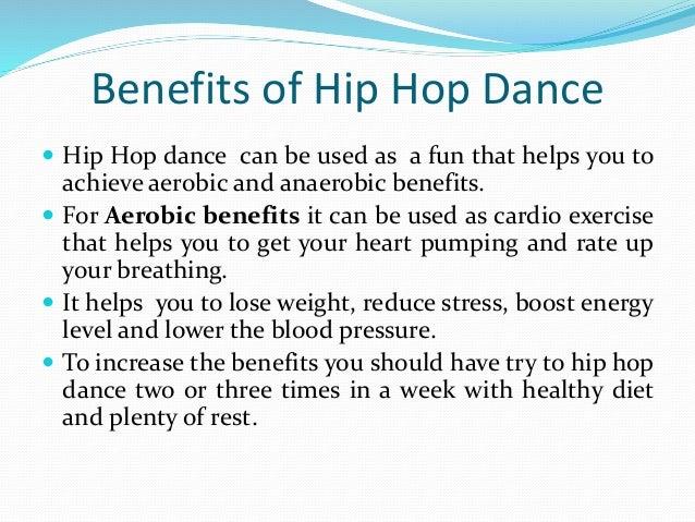 brief history of hip hop dance