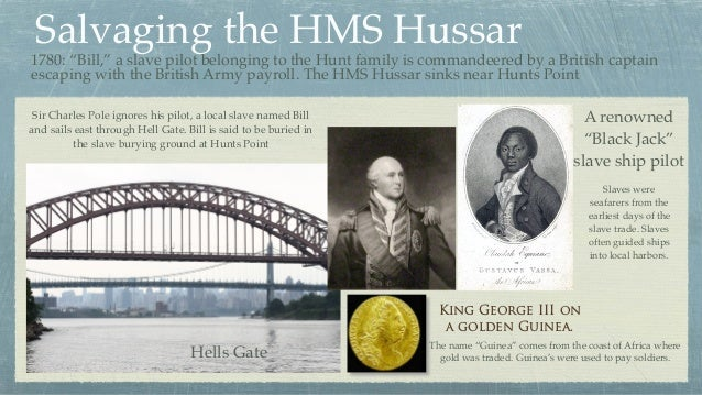 """Salvaging the HMS Hussar 1780: """"Bill,"""" a slave pilot belonging to the Hunt family is commandeered by a British captain esc..."""